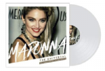 MADONNA : THE UNIVERSAL - VIRGIN TOUR 2-LP CLEAR VINYL